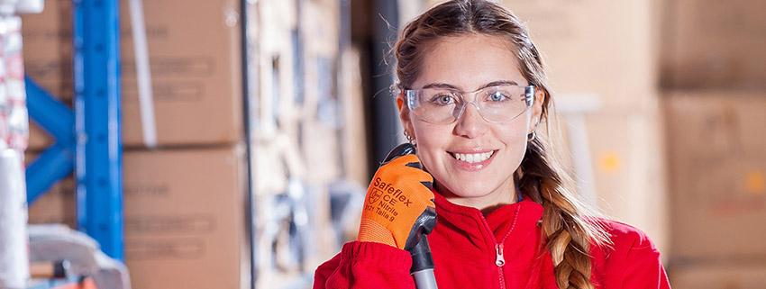 Arbeiten Frau Beruf