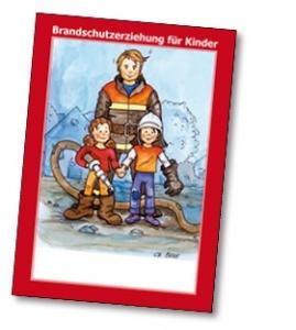 Malbuch Feuerwehr Kinder